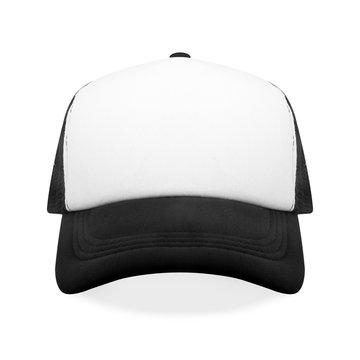 fashion cap isolated on white