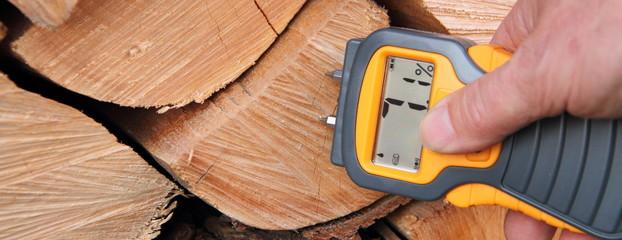 Holzfeuchte messen 2