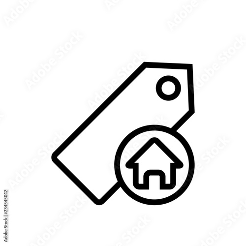 Price Tag Icon Commerce And Shopping Shopping Label Sign