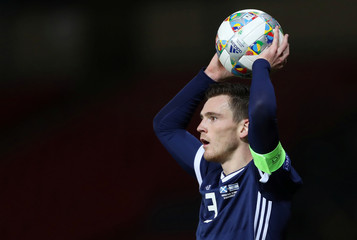 UEFA Nations League - League C - Group 1 - Scotland v Israel
