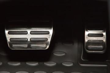 Sport car pedals
