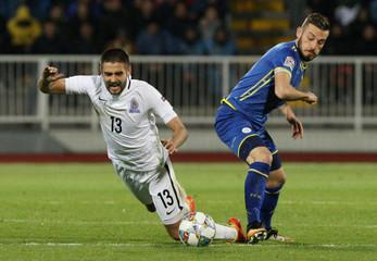 UEFA Nations League - League D - Group 3 - Kosovo v Azerbaijan