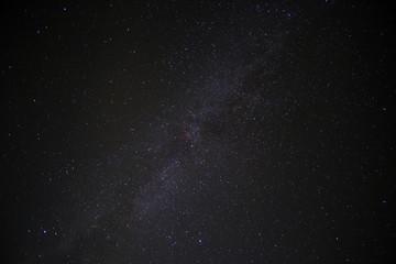 Milky Way at Walchensee