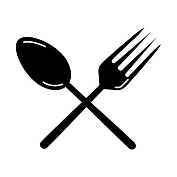 restaurant cutlery symbol