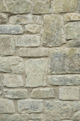 Old wall of stone