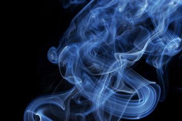 fumée couleurs arrière-plan abstrait