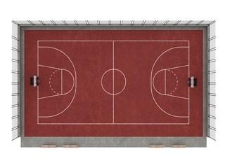 Basketball Cort