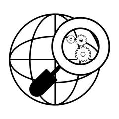 web icon cartoon