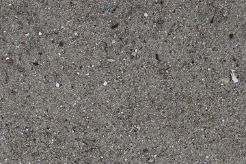 Close up high resolution surface of sand on the ground