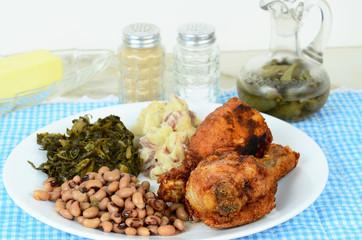 Soul Food Supper Fotomurales