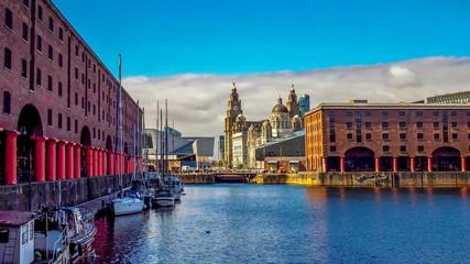 Liverpool Fototapete
