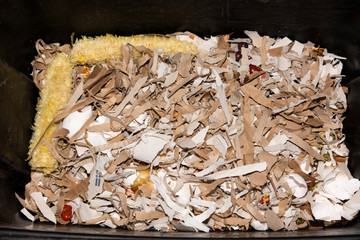 Compost recyclage