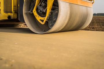 Fototapeta budowa dróg autostrad obraz