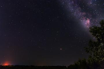Photos of the night sky