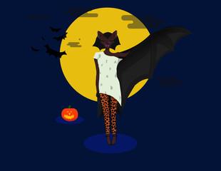 Bat Character