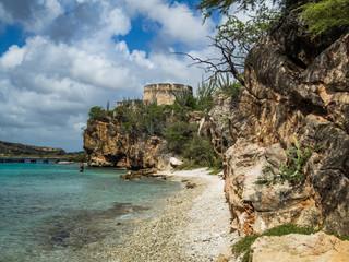 Fort Beekenburg Views around the Caribbean isalnd of Curacao