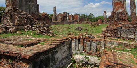 Thailandia - Sito archeologico di Ayutthaya