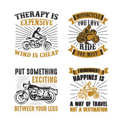 Rider Quote and Saying. 100% vector best for graphic in your goods