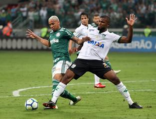 Brasileiro Championship - Palmeiras v America Mineiro