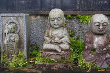 日本の寺の仏像
