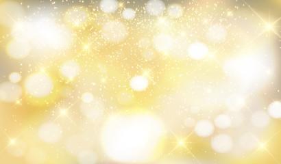 блестящий фон с золотом