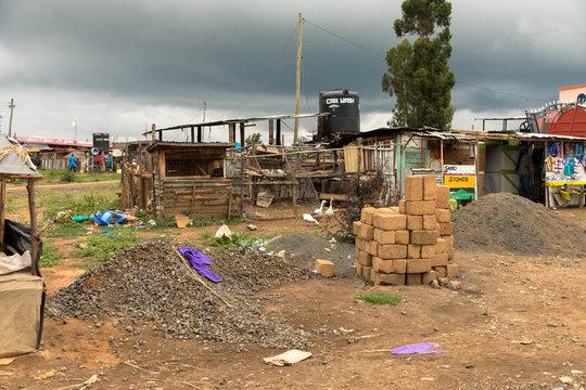 Dorf in Kenia, Mombasa