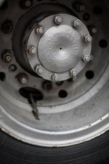 Used truck rim