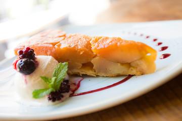 Apple Cake Tarta Sweet
