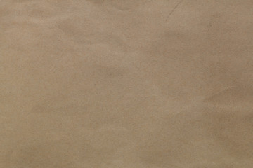 Brown paper texture for abstract background