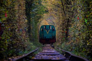 Rivne tunel