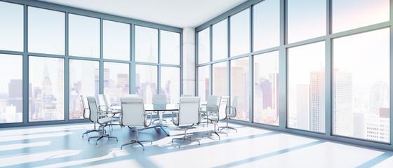 Meeting-Room im Hochhaus