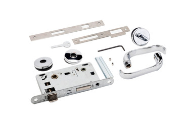 door latch for cars vans and buses