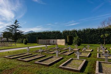 Venafro, cimitero militare francese