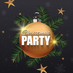 merry christmas party