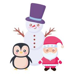 cartoon snowman design