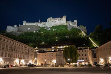 Il Castello di Salisburgo