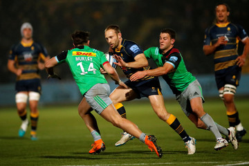 Premiership - Worcester Warriors v Harlequins
