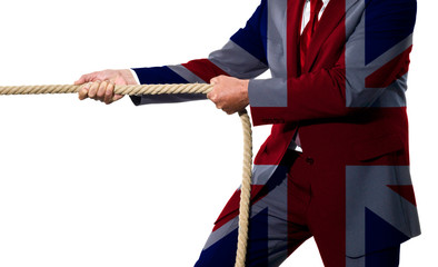 Brexit Tauziehen EU Austritt- Europäische Union