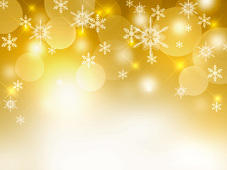クリスマス ツリー クリスマス背景 雪 雪片 結晶 イルミネーション