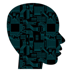 i4b121 Industrie4Banner i4b - german - KI: Künstliche Intelligenz / Digitaler Mensch / Gehirn (Cybersicherheit) - english - AI: Artificial Intelligence / digital human / brain (cyber security) g6801