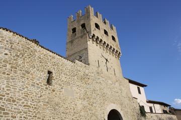 Picture of Sant' Agostino Gate (Montefalco, Perugia, Umbria, Italy)