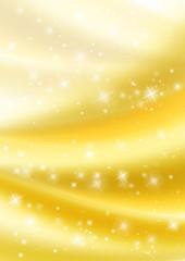 アブストラクト 波 金 光 質感 星 背景