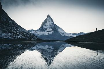 Obraz Matterhorn - fototapety do salonu