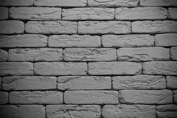 Brick wall, textural background for design