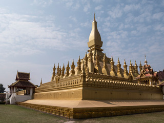 Golden Temple of Vientiane