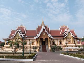 Wat That Luan, Vientiane