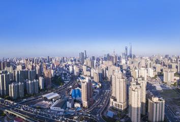 Printed roller blinds Dubai SHANGHAI CITY VIEW