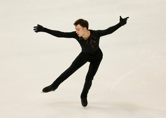 ISU Grand Prix of Figure Skating - 2018 Internationaux de France