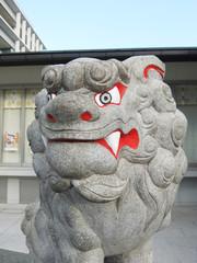 狛犬 神奈川県大和市