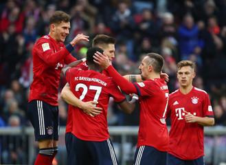 Bundesliga - Bayern Munich v Fortuna Duesseldorf
